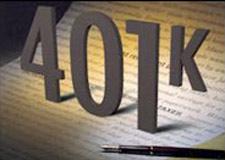 Pension or 401k